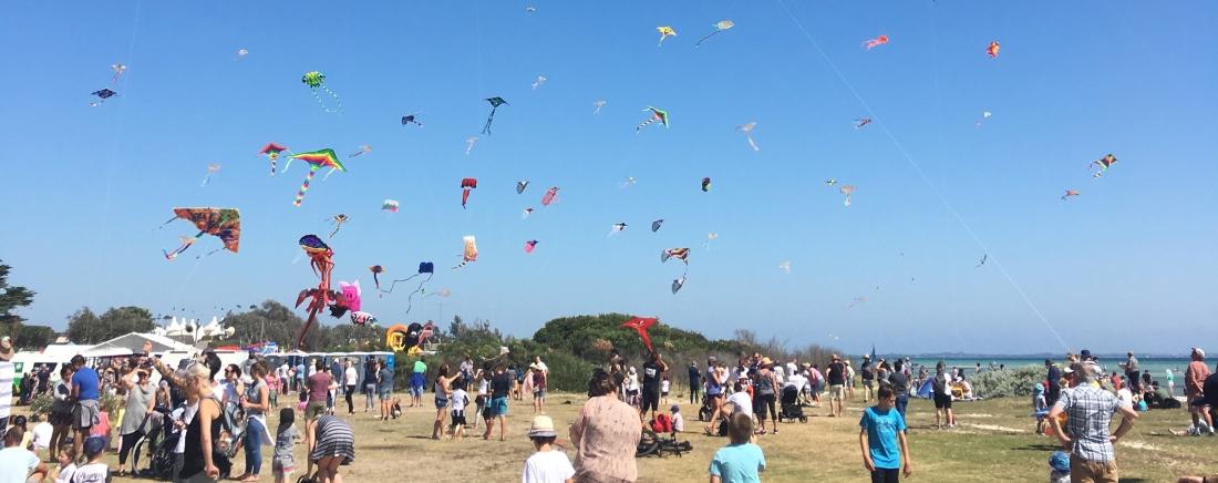 Rosebud Kite Festival 2017